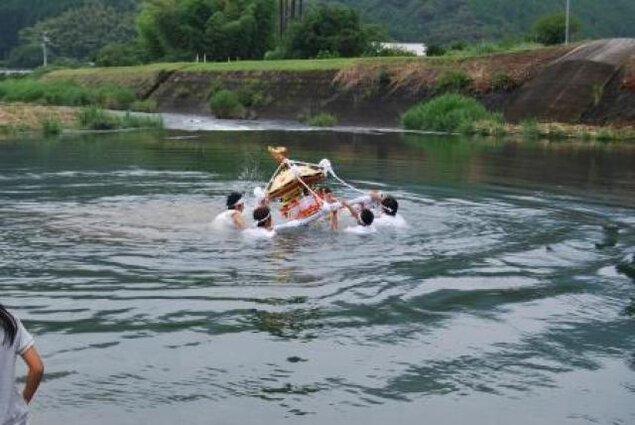 井上神社祭り