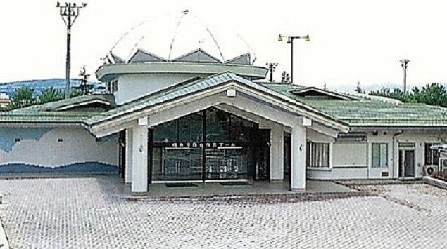 福島市森合市民プール