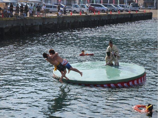 赤泊港まつり