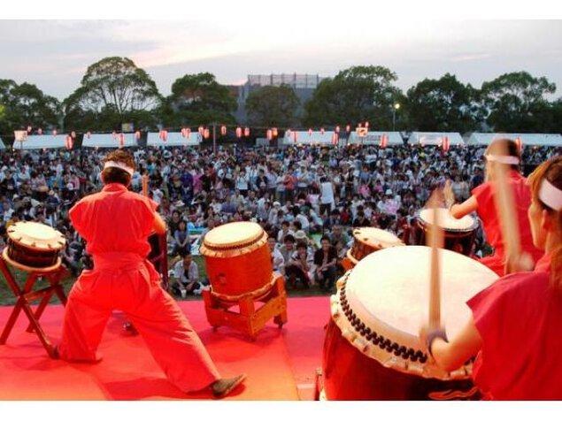 第13回吉野ヶ里町「夏」ふれあい祭り