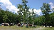 休暇村乗鞍高原 一の瀬キャンプ場