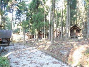 山中キャンプ場