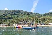 能古島キャンプ村・海水浴場