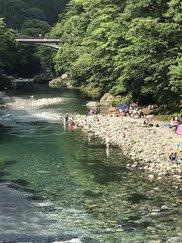天の川オートキャンプ沢谷