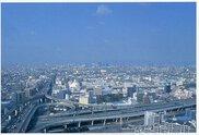 東大阪市役所 22階展望ロビー