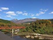 月光川ダム周辺