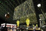JR大阪駅・大阪ステーションシティ 5階「時空(とき)の広場」