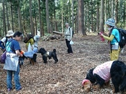 愛犬と楽しむアウトドア 飯士山麓ハイキング2days