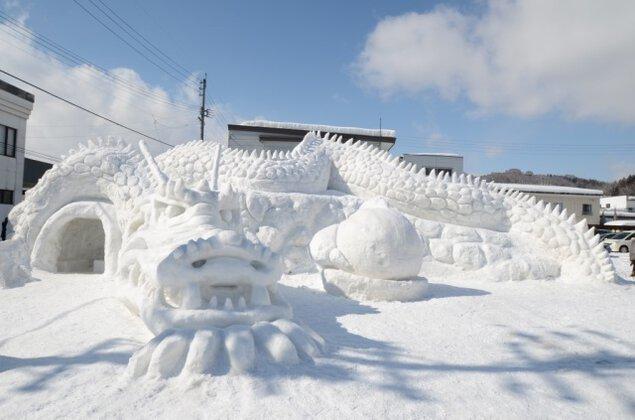 第36回いいやま雪まつり