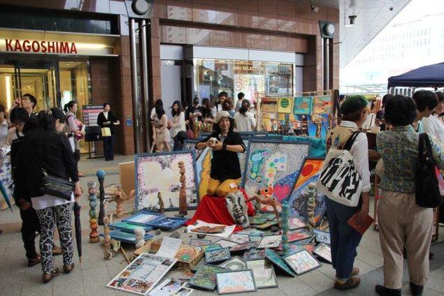 第24回 ナマ・イキVOICE アートマーケット