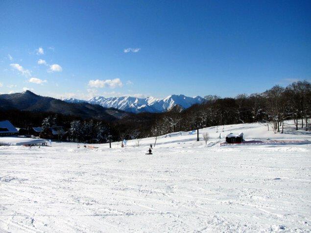 たんばらスキーパーク オープン