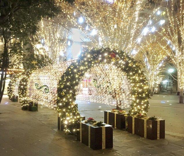 クリスマス&ウィンターイルミネーション