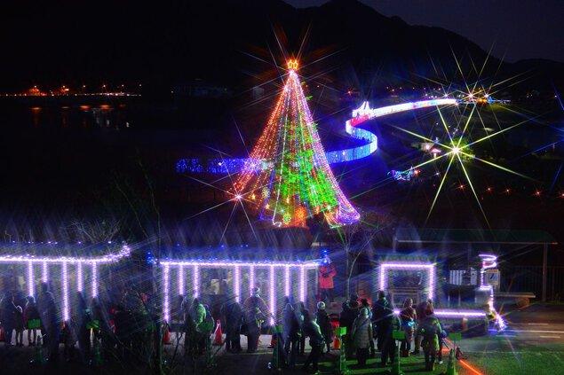宮ヶ瀬クリスマスみんなのつどい ~宮ヶ瀬光のメルヘン~