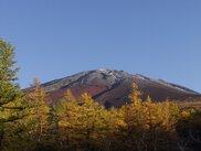 富士山5合目(山梨側)