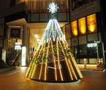 NU茶屋町/NU茶屋町プラス クリスマスイルミネーション