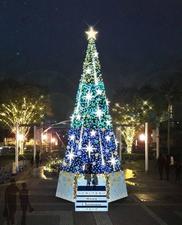 COLTON Shining Christmas 2017