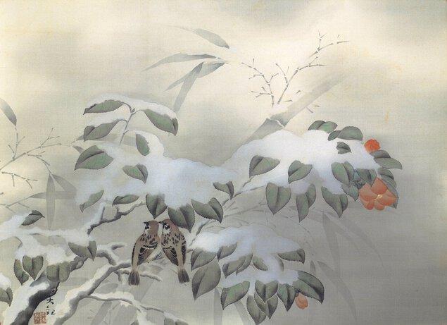 四季の日本画IV「冬」を愉しむ