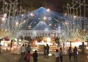 青葉シンボルロード、葵スクエア、常磐公園