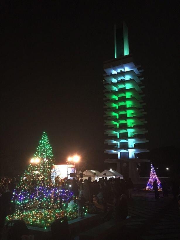 2018 クリスマスイベント in 駒沢・駒沢6時間耐久レース クリスマスイルミネーション