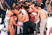 早池峰神社蘇民祭