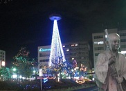 近鉄新田辺駅西口前