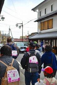 第12回信州須坂シルクと蔵のまち ツーデーウォーキング