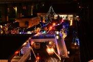鉄道博物館 冬のイルミネーション