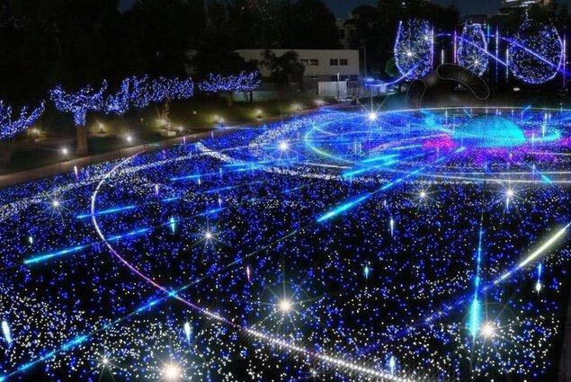 「ミッドタウン・クリスマス 2017」点灯式