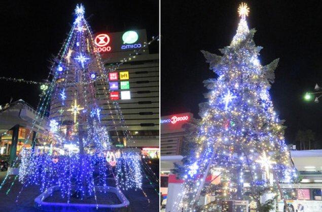 徳島駅前広場