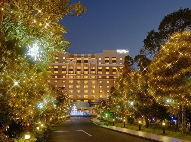 ホテルオークラ東京ベイ ウィンターイルミネーション