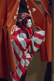 人形浄瑠璃「文楽」