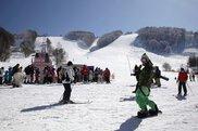 峰の原高原スキー場 オープン