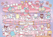 SANRIO THANKS PARTY 2017inハーモニーランド