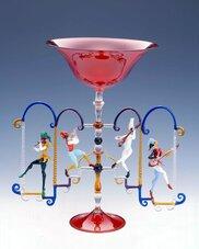 ガラスが彩るカーニバルの世界~華やぐ水の都 祭典への誘い~