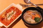 リトルワールド「鍋のシメ」