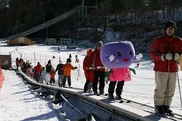 茶臼山高原スキー場2017 オープン