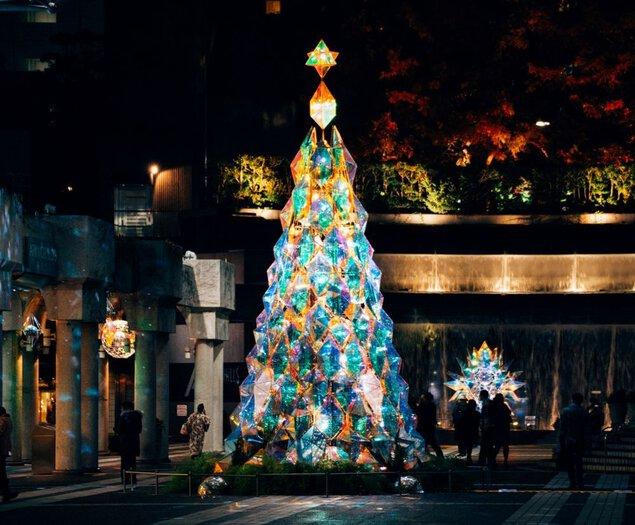 アークヒルズクリスマス2017 ~Light of mine~