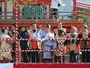 生田神社 節分祭・豆撒き神事