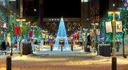 旭川市中心部(緑橋通、昭和通、平和通買物公園、7条緑道、常盤ロータリー)