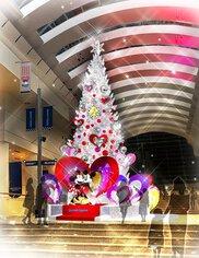 クイーンズスクエア横浜クリスマス2017