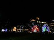 諏訪市諏訪湖畔公園(ホテル鷺乃湯前~ホテル紅や前)