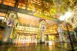 ホテル日航福岡 クリスマスイルミネーション
