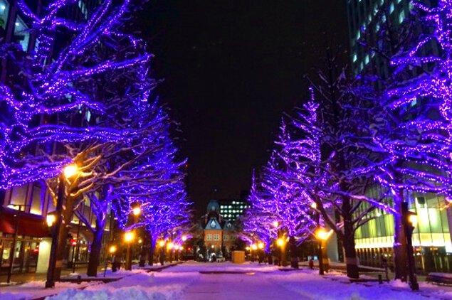 札幌市北3条広場