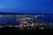 函館山展望台(ロープウェイ)