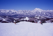 戸隠スキー場 オープン