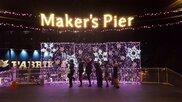Maker's Pier×名古屋モード学園 2017年度クリスマスイルミネーション