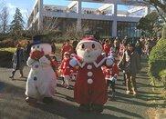 クリスマスキッズパレード