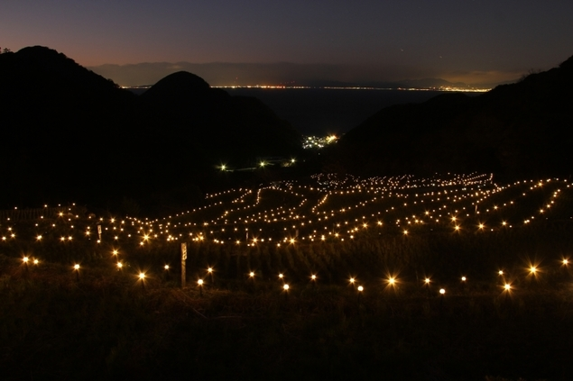 石部の灯り