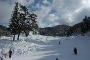 ウィンターリゾート郡上 母袋温泉スキー場 オープン