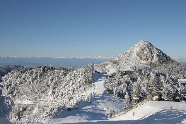 志賀高原 熊の湯スキー場
